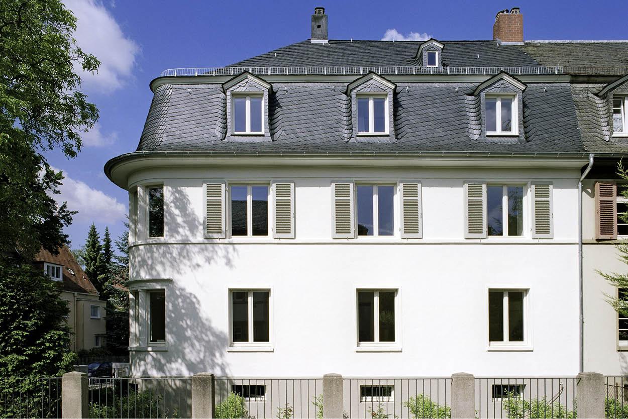 Individuelle Raum Und Fassadengestaltung Maler Fischer